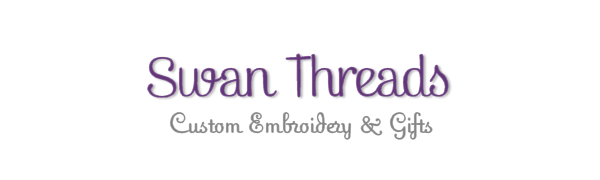 Swan Threads - Custom Embroidery & Gifts